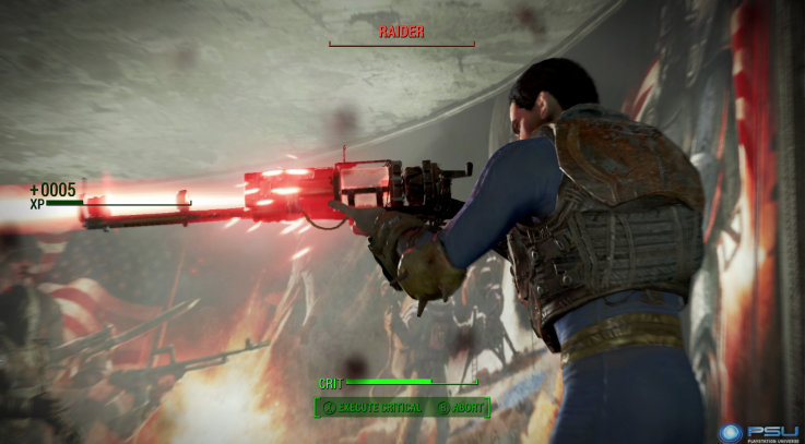 PS4 - Fallout 4 mods