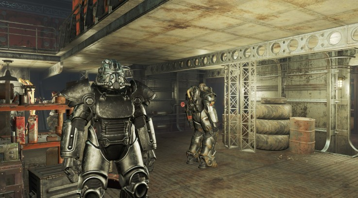 Power Armor (Recolors) - Fallout 4 / FO4 mods