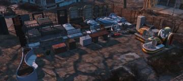Settlement Supplies Expanded (SSEx) 1