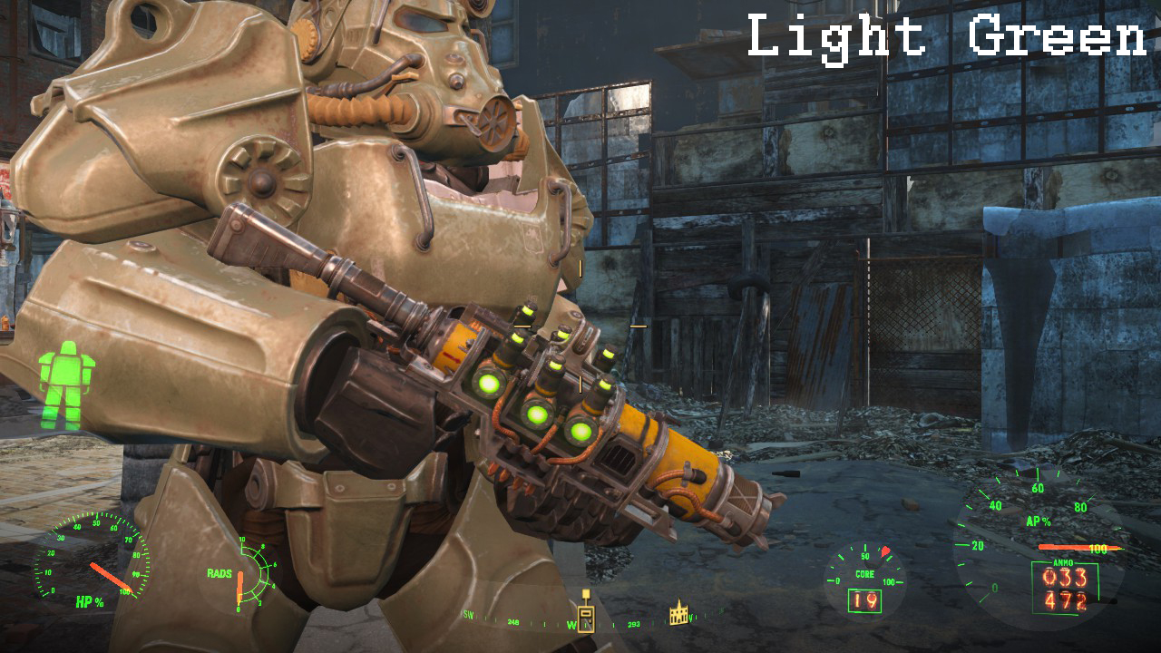 Another Glowing Plasma Weapon Mod Fallout 4 Fo4 Mods