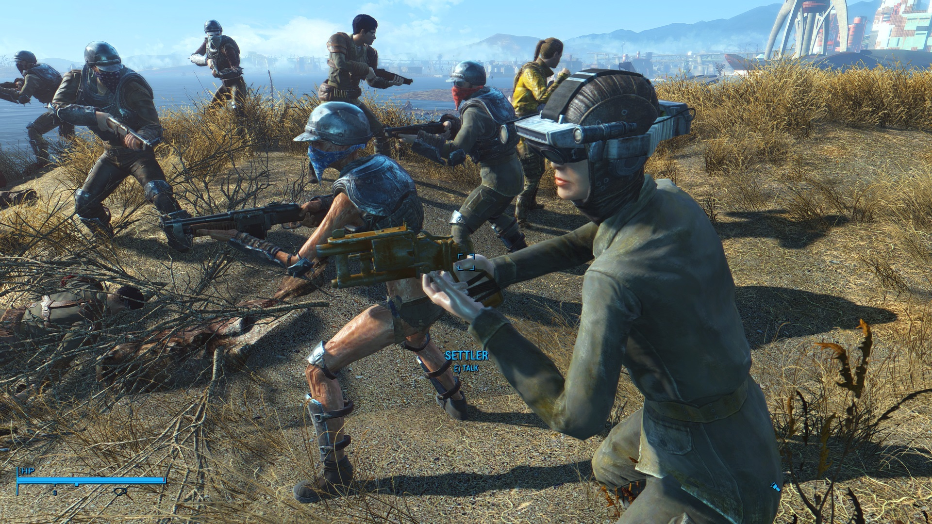 Better Settlers - Fallout 4 / FO4 mods