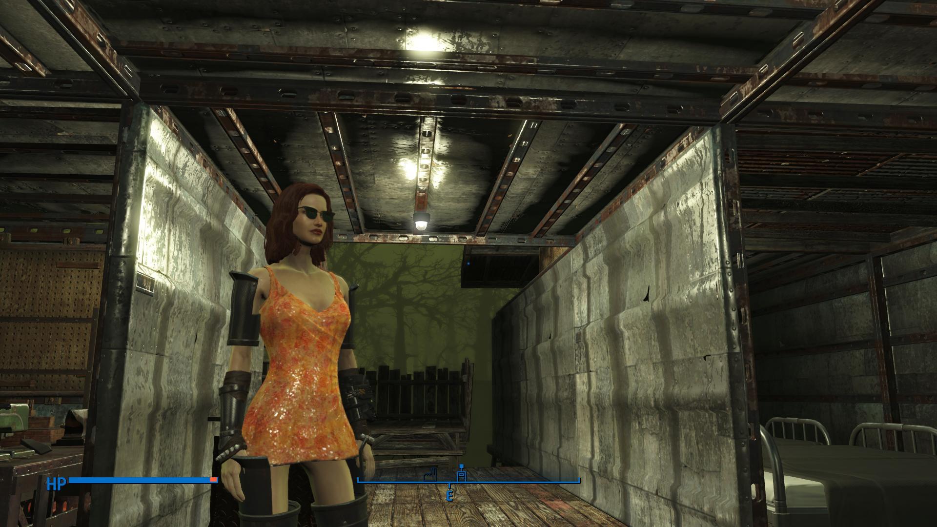 Tactical Slutty Wardrobe Fallout 4 Fo4 Mods